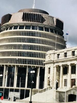 Wellington New Zealand Government Buildings Tour