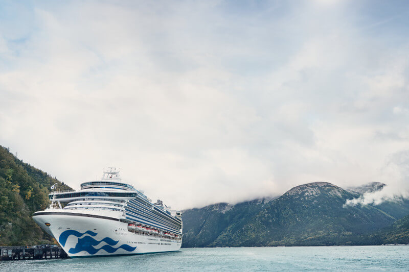 S Best California To Alaska Cruises LA And San Fran To Alaska - Alaskan cruise prices