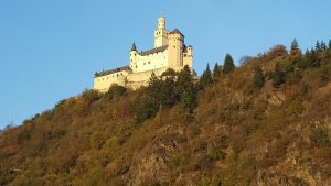 european river cruise reviews - castle