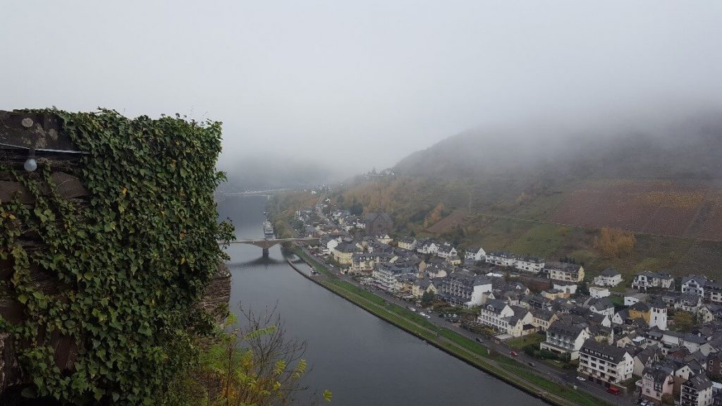 european river cruise reviews - cochem