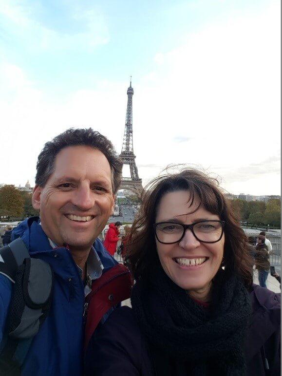 european river cruise reviews - eiffel tower