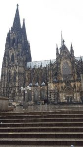european river cruise reviews - gothic cathedral