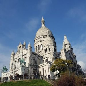 european river cruise reviews - sacre couer