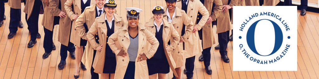 holland america oprah