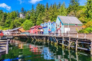 alaska land and sea cruise