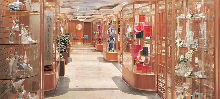 duty free shopping on cruise ships