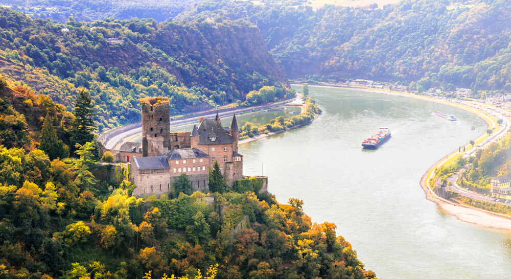 rhine river cruise deals