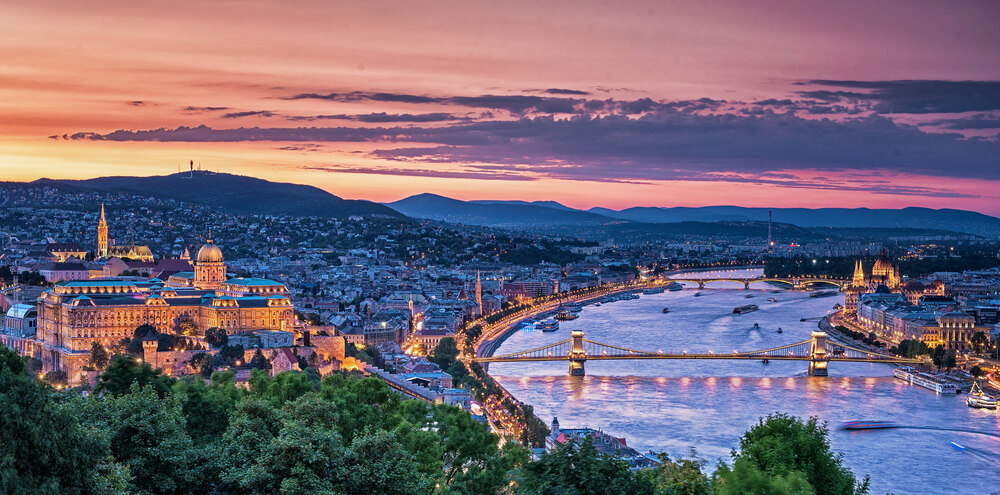 river cruises to budapest