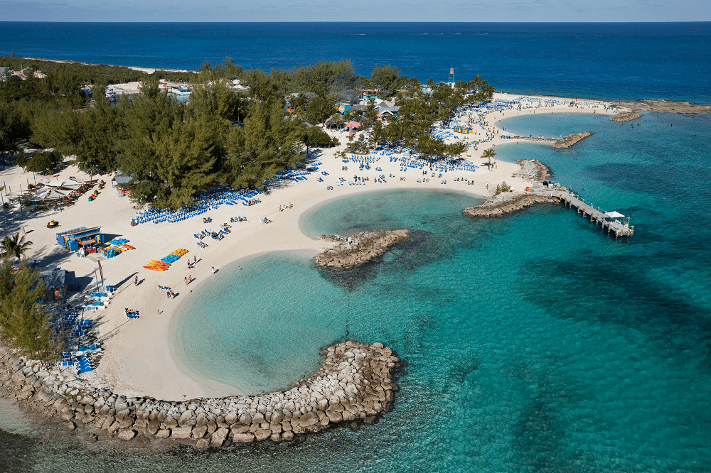Have The Perfect Day At Royal Caribbean S New Coco Cay