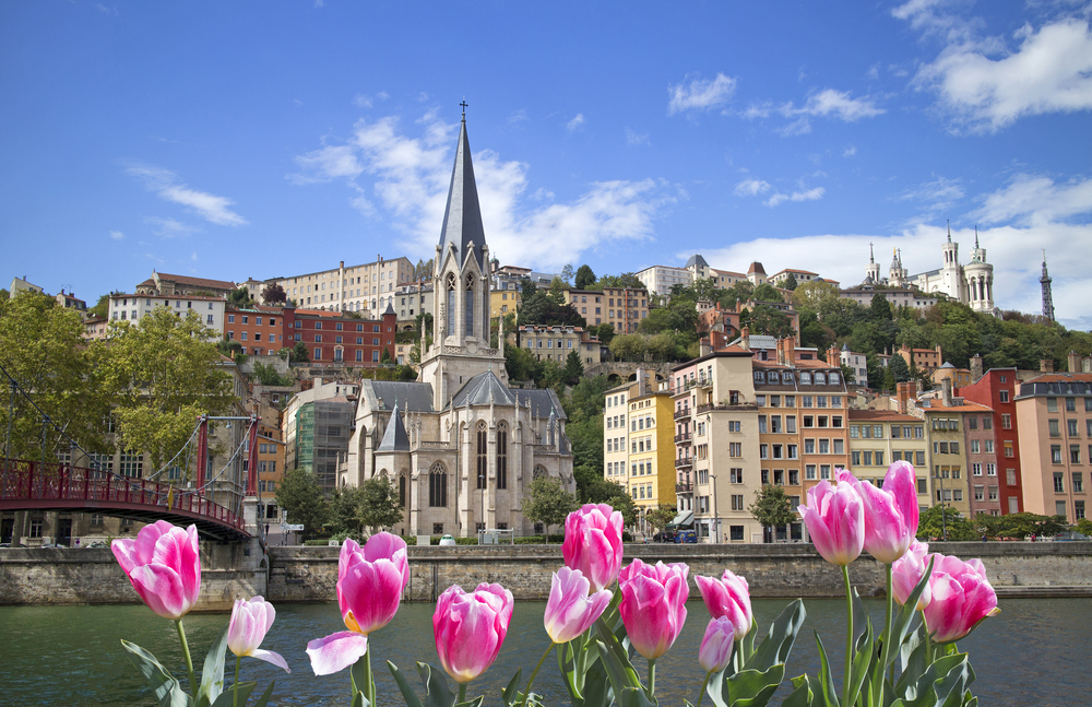 rhone river cruises from lyon