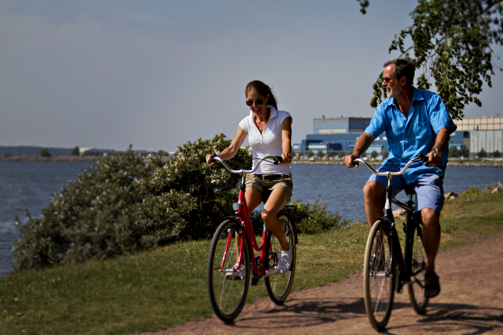 european river cruises with bicycles