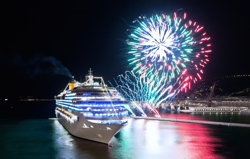 new years cruises from Florida