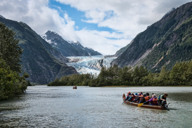 alaska cruise and land tour packages