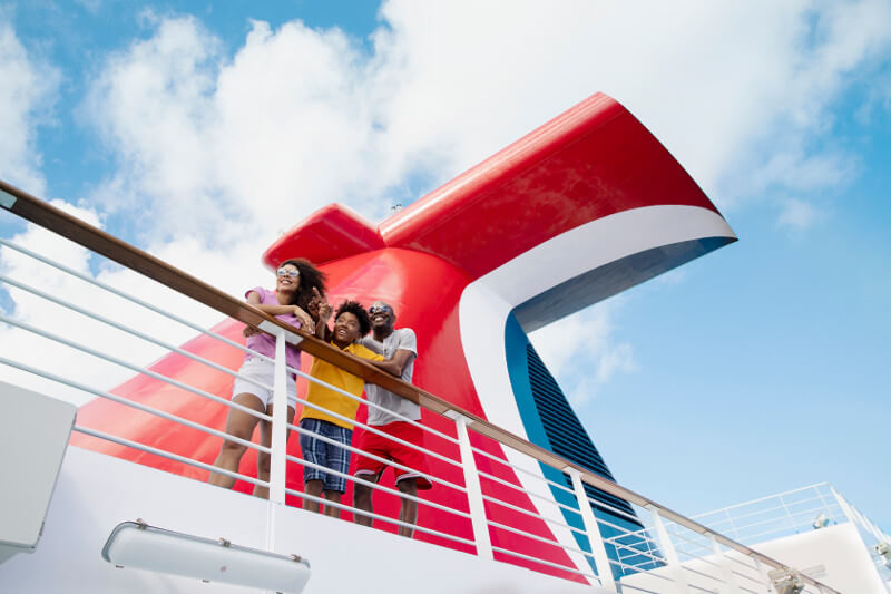 carnival cruise activities