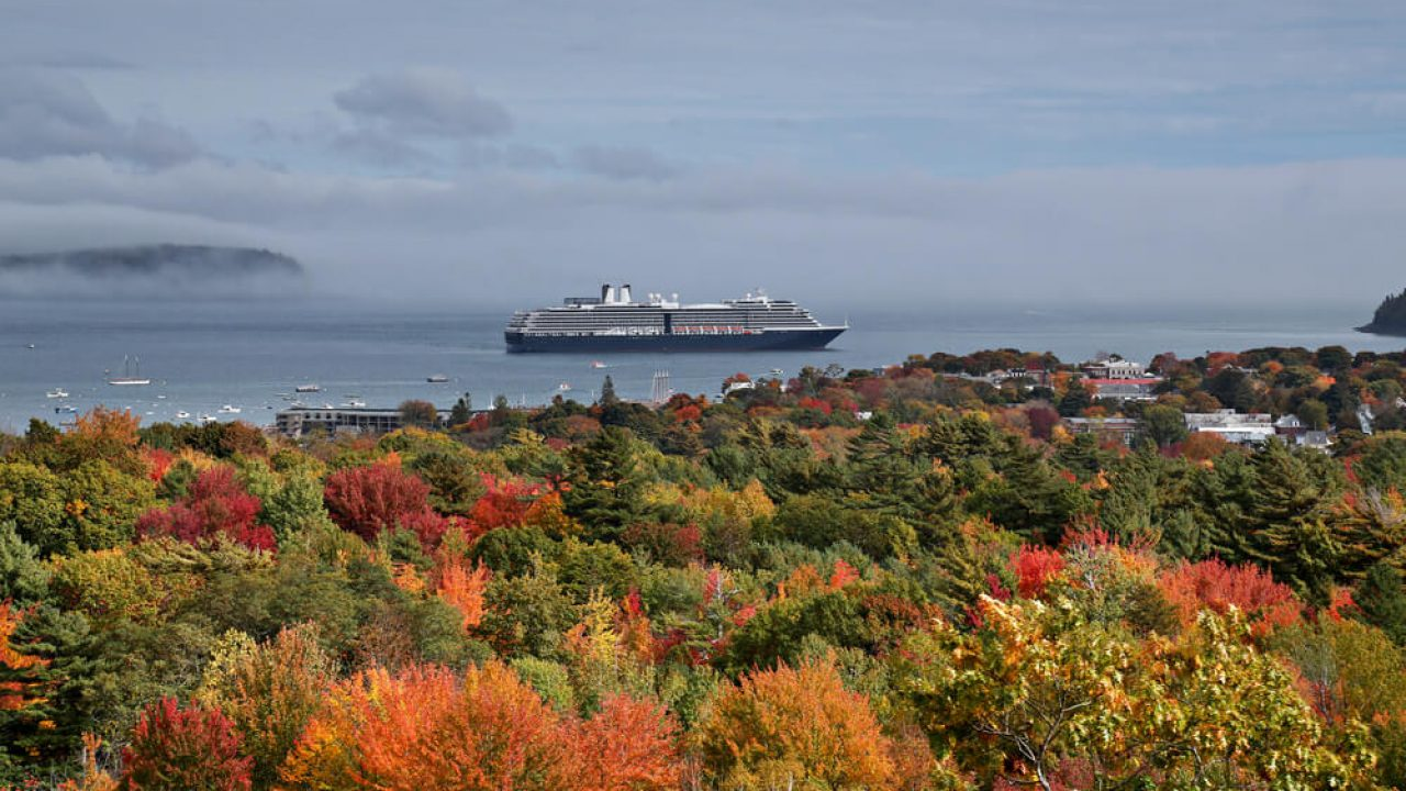 Best New England Cruises 2019 Best New England and Canada Cruises for Fall 2019