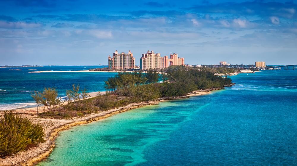bahamas cruise ports