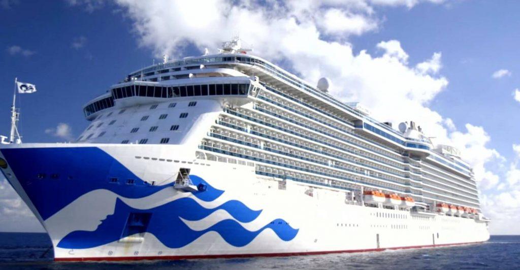 princess caribbean cruises 2020