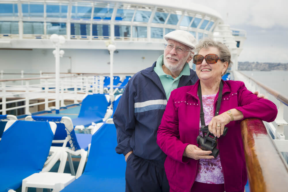 best cruises for over 55