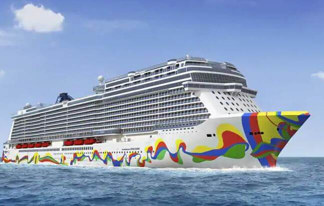 Newest Norwegian Cruise Ships