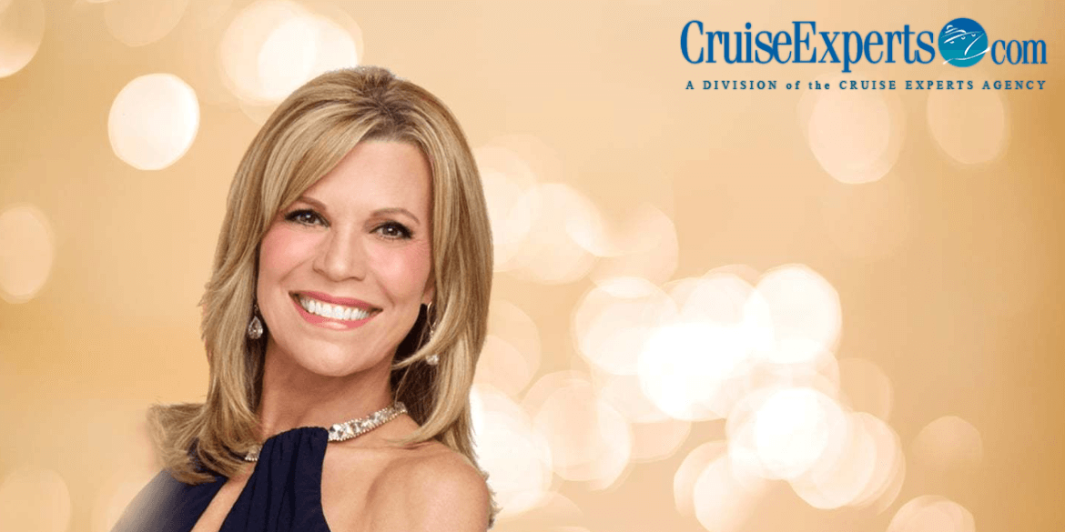 Vanna White Named Godmother of the Carnival Panorama