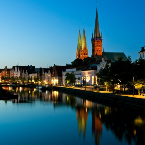 East Germany On A European River Cruise