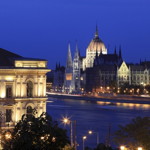 See gorgeous Budapest from the banks of the Danube River on this exciting Avalon river cruise.