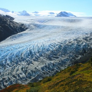 Seward, Alaska, offers once-in-a-lifetime photo opportunities and provides a great kickoff for land-based tours.