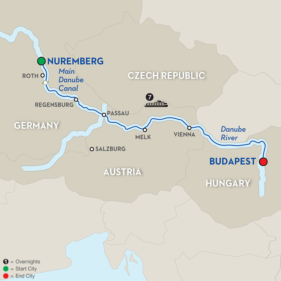 avalon-river-cruise-nuremberg-to-budapest-map-825